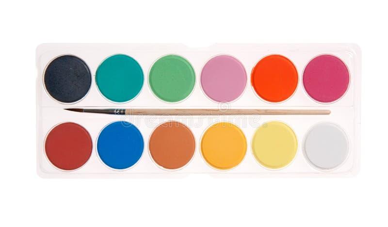Water-color lizenzfreie stockbilder