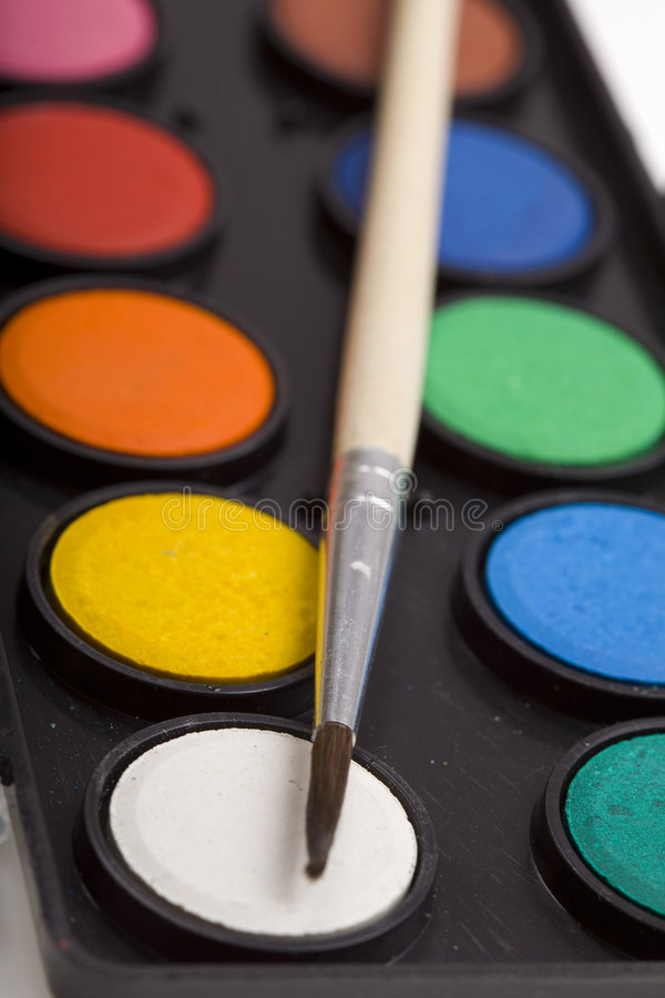 Water color royalty free stock images