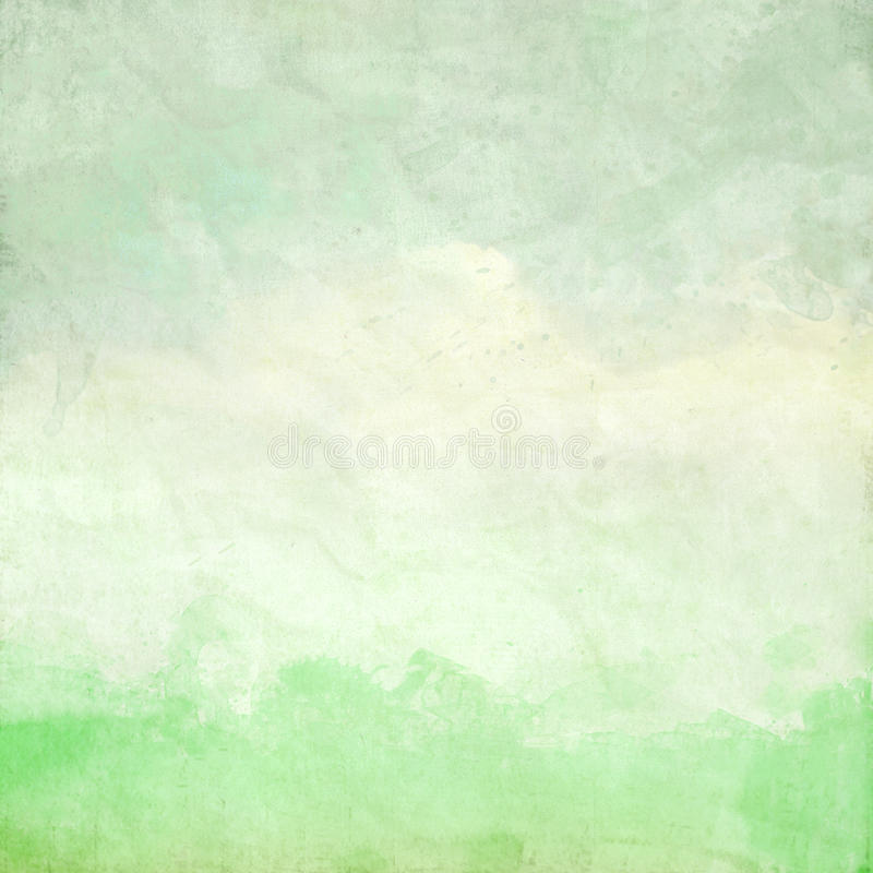 Free Water Color On Old Paper Texture Royalty Free Stock Photos - 23958618