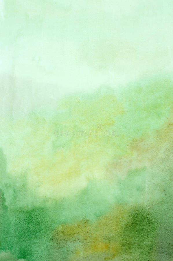 Water-colorhintergrund stockfotografie