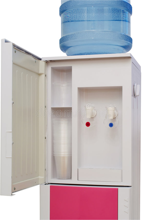 Water cooler royalty free stock photography