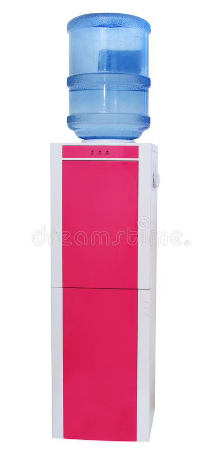 Free Water Cooler Royalty Free Stock Photography - 7366017