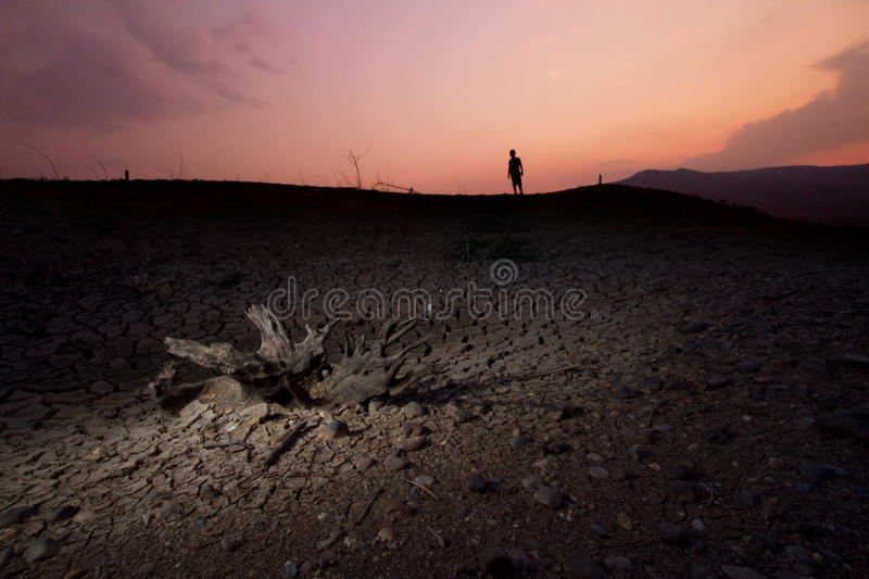 Download Water Crisis stock photo. Image of crack, ground, parched - 24431836