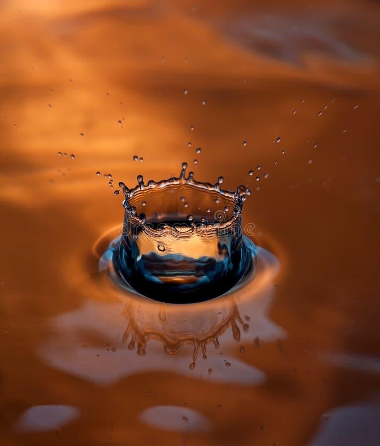 Download Water crown stock photo. Image of liquid, liquidity, beautiful - 26291072