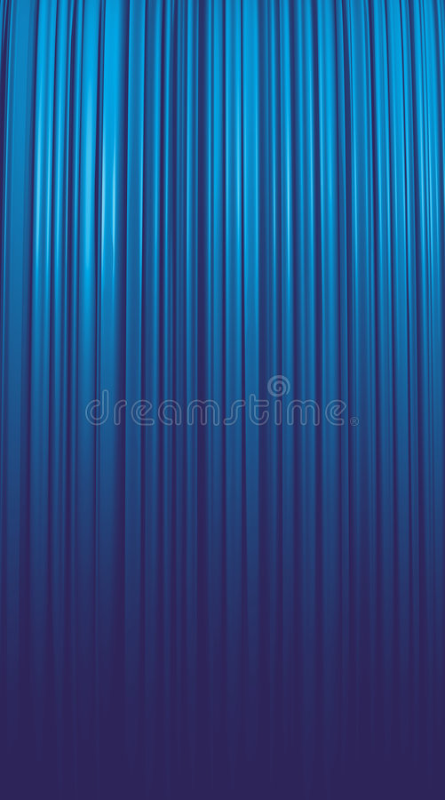 Download Water curtain stock illustration. Image of fluid, fluent - 8180474