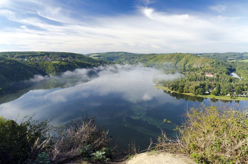 Water dam royalty free stock image