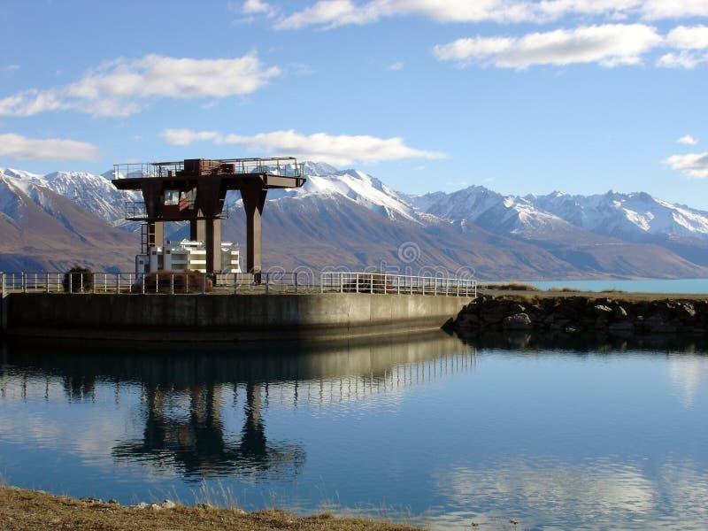 Water Dam stock photos