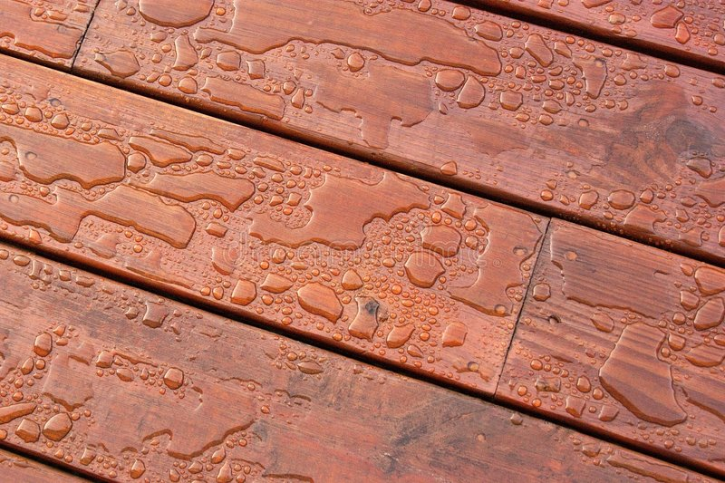 Download Water on Deck stock photo. Image of plank, pool, steadfast - 86626