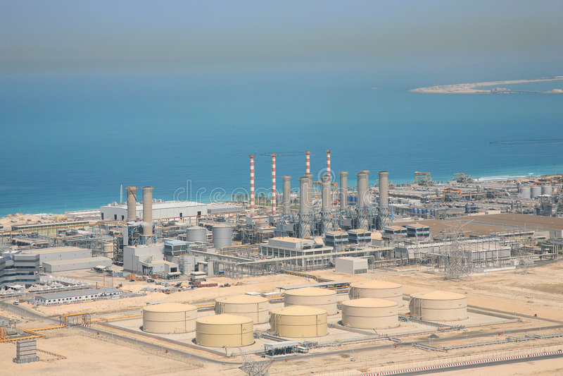 Water Desalination Plant stock photos