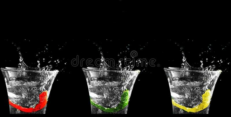 Water, Drink, Glass, Alcoholic Beverage royalty free stock photo