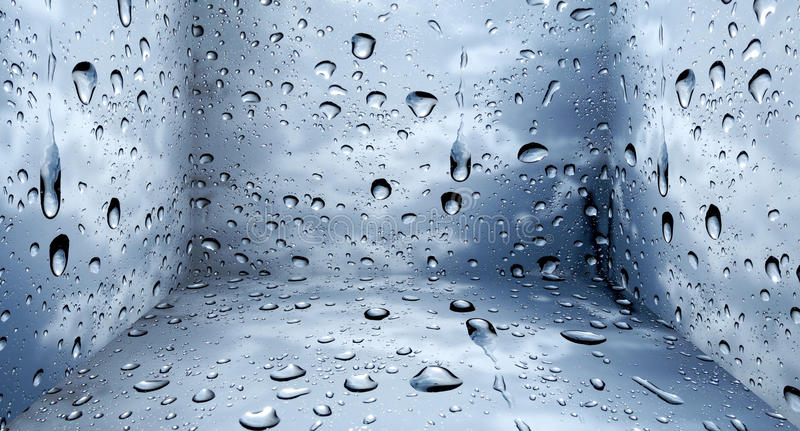 Download Water drop stock photo. Image of raindrop, calm, cool - 19606972