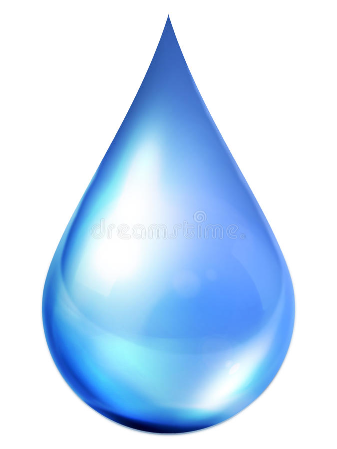 Free Water Drop. Stock Photography - 74018382