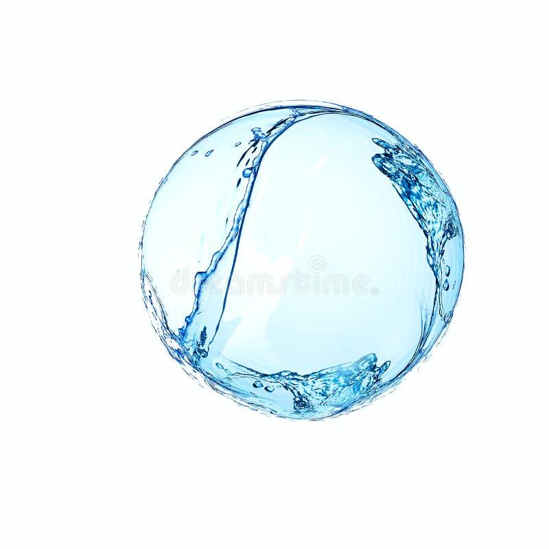 Water drop. 3D illustration stock photo