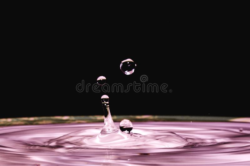 Water, Drop, Macro Photography Free Public Domain Cc0 Image