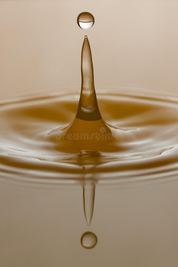 Download Water Drop Splashing Royalty Free Stock Photos - Image: 18235718