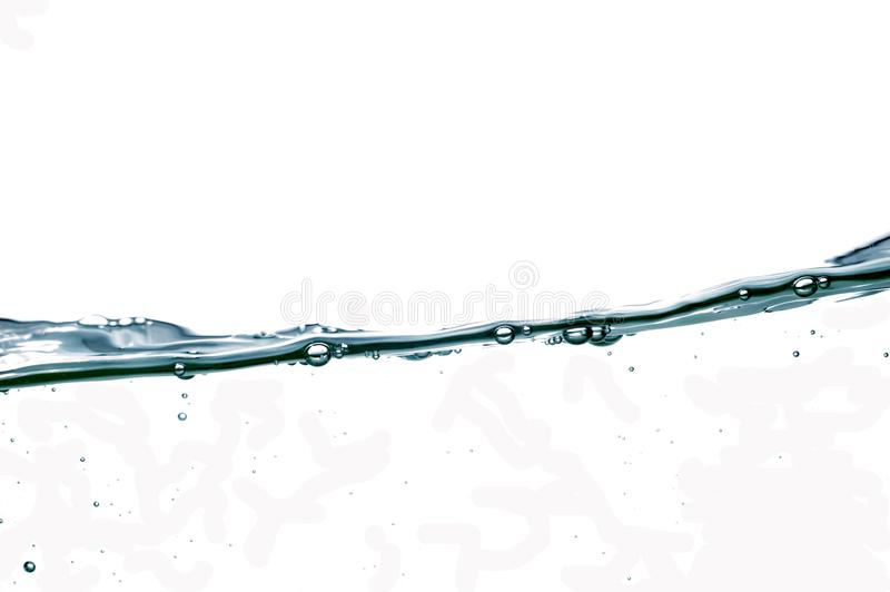 Water drops #21 royalty free stock image