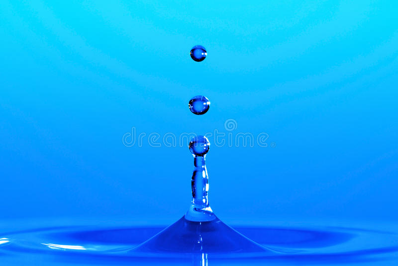 Download Water drops stock image. Image of closeup, drops, copy - 28186975