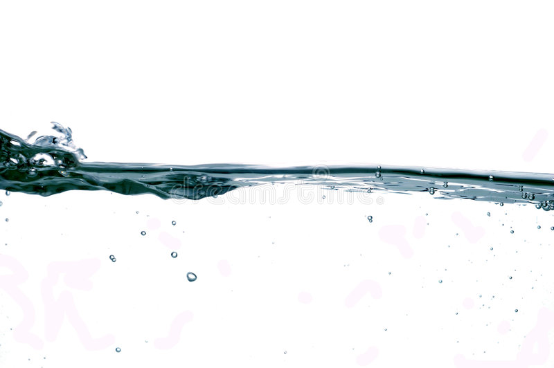 Water drops #42 royalty free stock images