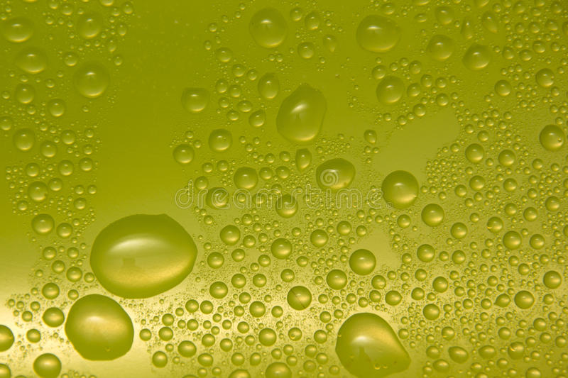 Download Water drops on glass stock illustration. Image of abstract - 23111527