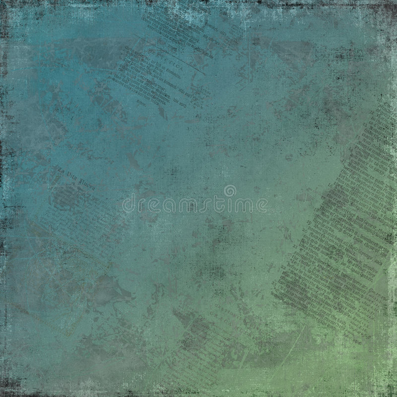 Water elemental ocean waves - Grungy background stock image