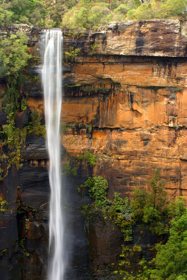 Free Water Fall Royalty Free Stock Photography - 1645247