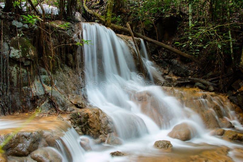 Water fall. Background beautiful beauty stock photo