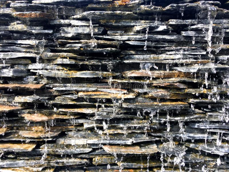 Pool Bricks Background Texture Stock Image Image Of
