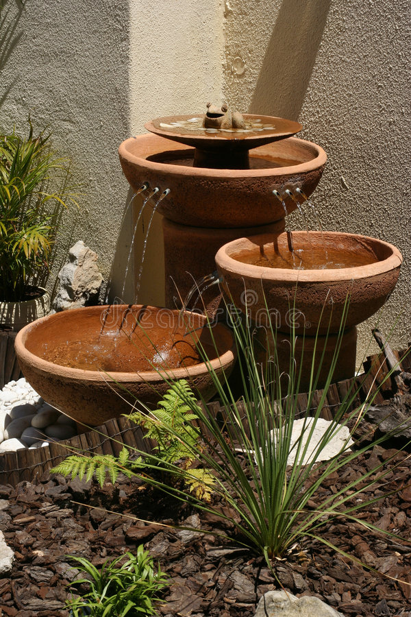 Free Water Feature Royalty Free Stock Photography - 369277
