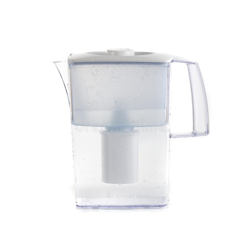 Water Filter Royalty Free Stock Photography