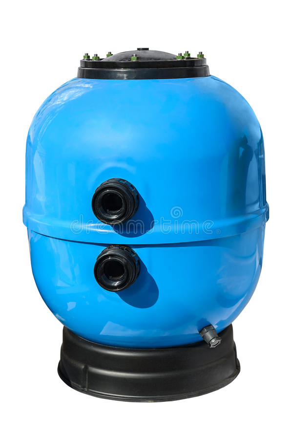 Water filter royalty free stock image