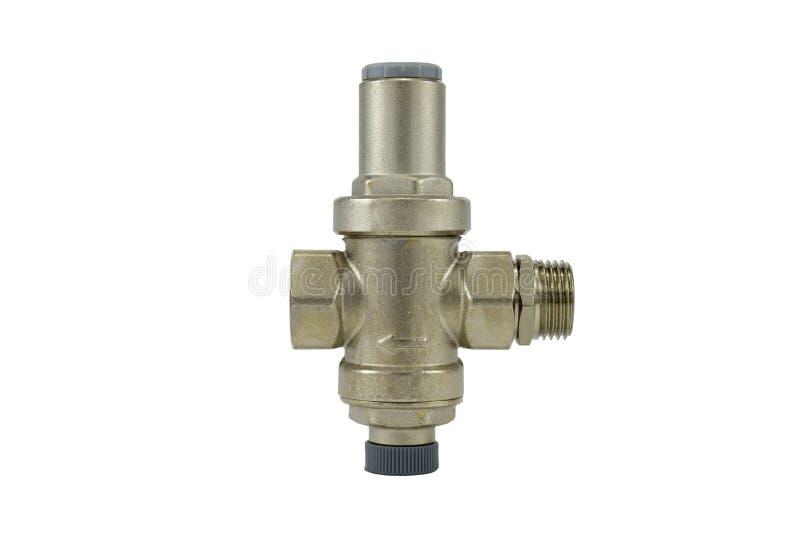 Water flow regulator royalty free stock image