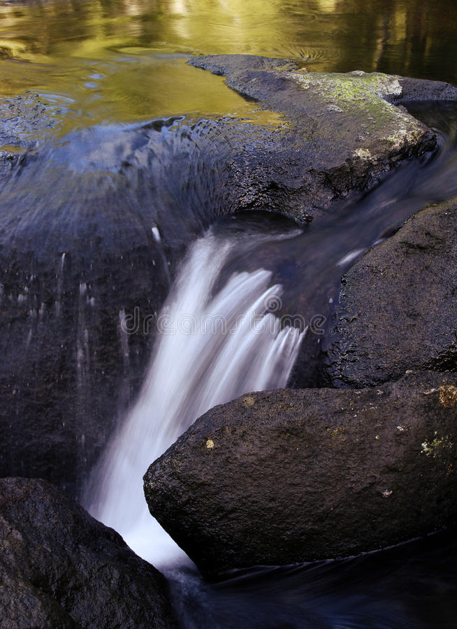 Download Water flowing stock image. Image of flow, pure, outside - 32137033