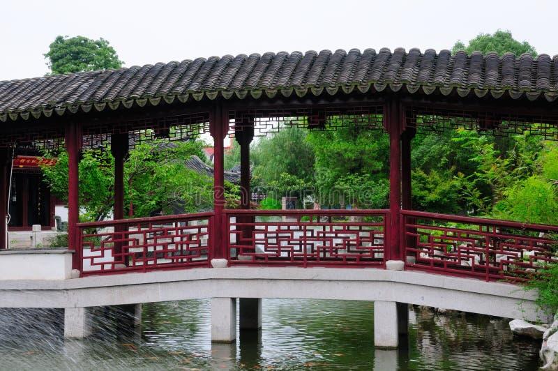 Li Yuan Garden Zhaojialou Shanghai China Stock Photo - Image of ...