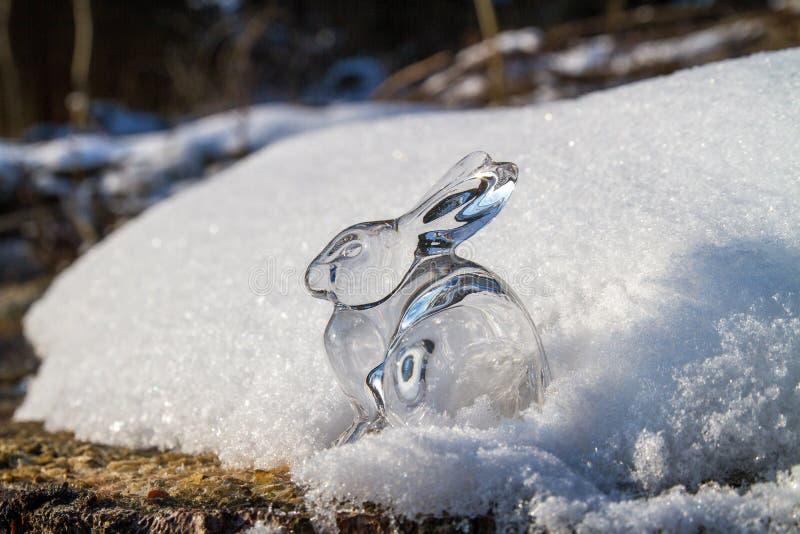 Water, Freezing, Snow, Ice stock photo