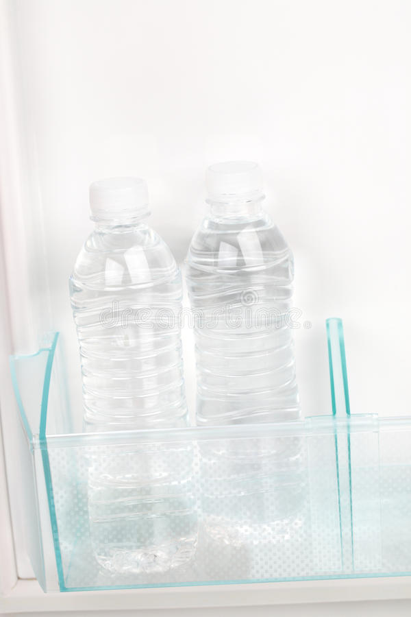 Download Water in Fridge stock photo. Image of compartment, diet - 13105708