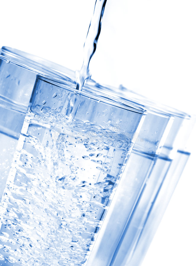 Free Water Glasses Royalty Free Stock Images - 1762019