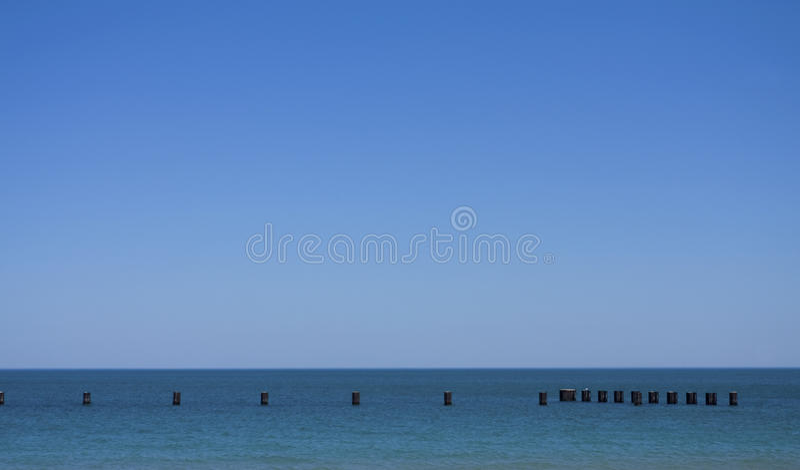Download Water Horizon stock photo. Image of blank, clear, lake - 9626668
