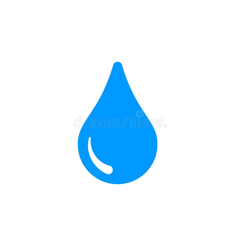 Water icon vector vector illustration