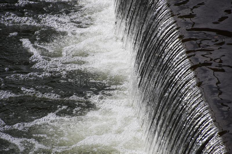 Water movement / background material. Water is indispensable to every living creature, but sometimes it becomes a devil and attacks it stock images