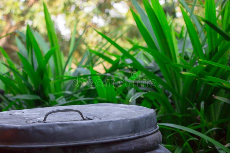 Water jar in Thailand, Thailand Culture. Asia stock images
