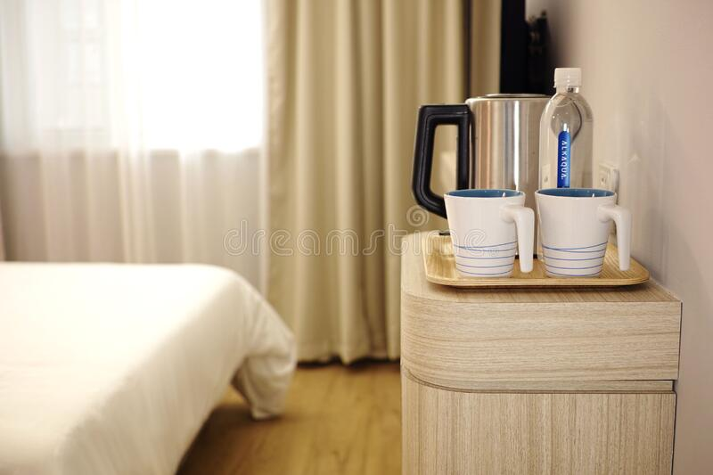 Water Kettle On Bedside Table Free Public Domain Cc0 Image