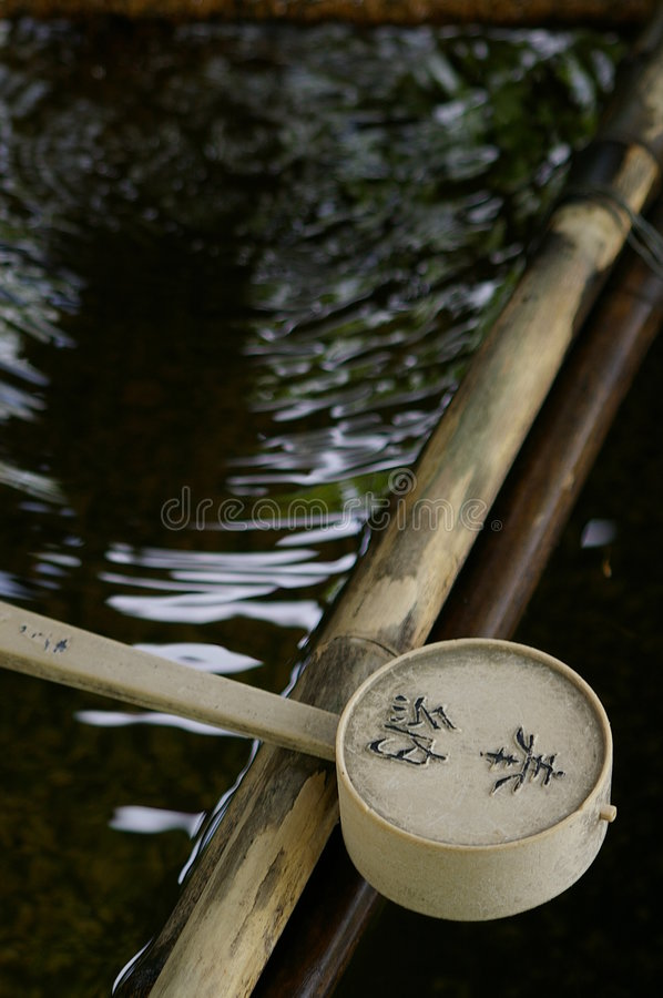 Water ladle