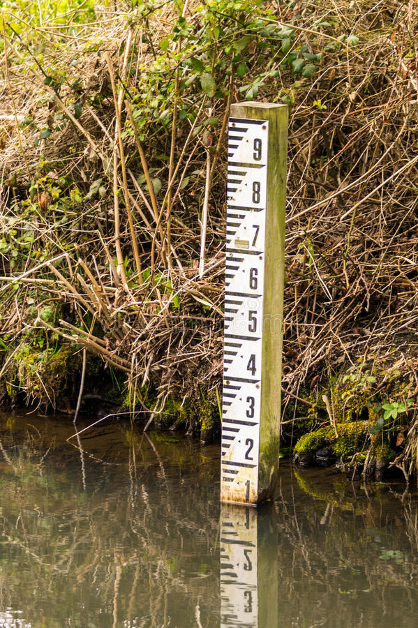Download Water Levels Stock Photo - Image: 24373730