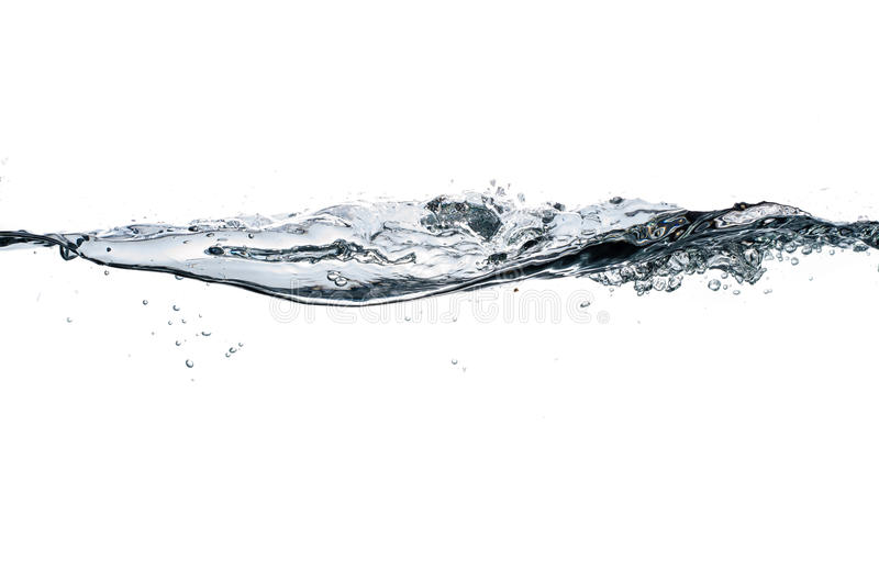 Water line stock photography