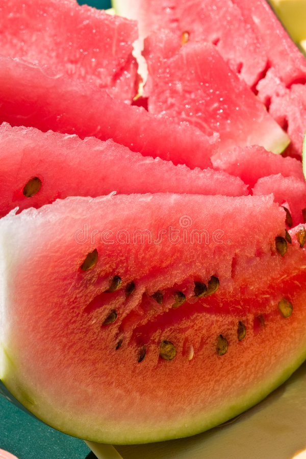 Download Water-melon stock image. Image of sweet, freshly, vitamin - 4364457