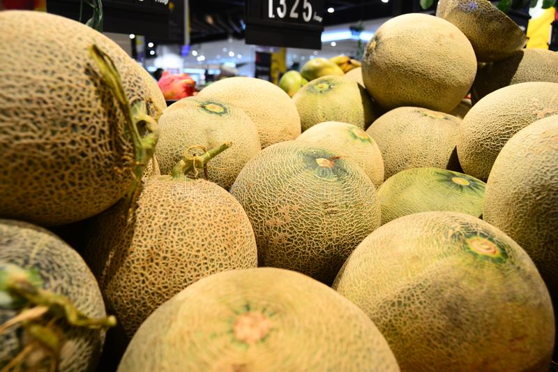 Water Melon for your banner and brochure. This Image for your Fruit and Vegetable Business stock photo