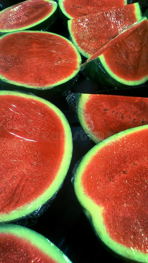 Water melons stock photo
