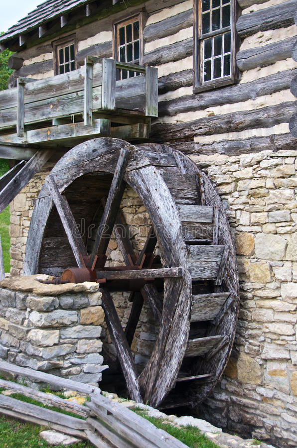 Download Water Mill Shoal Creek Living History Museum Editorial Stock Image - Image: 25410924