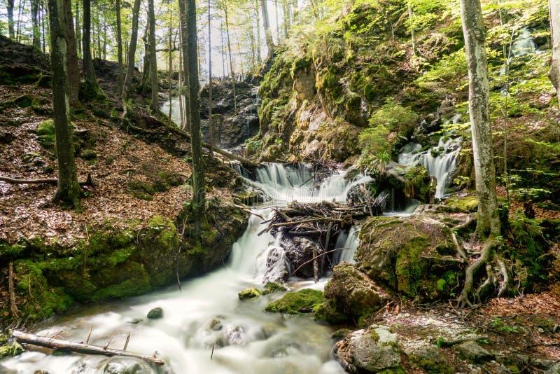 Water, Nature, Waterfall, Stream stock image