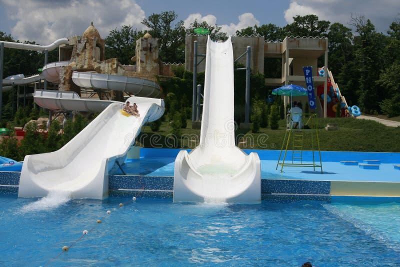 Water park stock photos